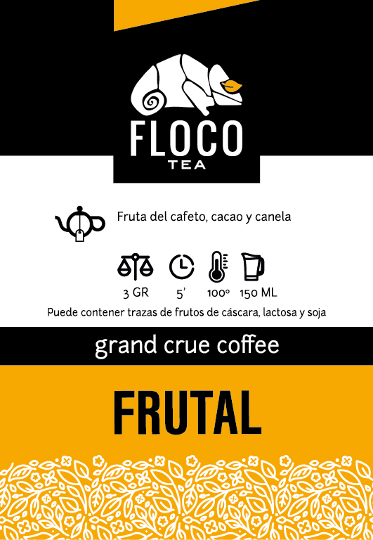 INFUSION FRUTAL GRAND CRUE COFFEE GRANEL